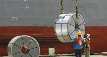 صادرات ۵ میلیون تن فولاد ایران در سال جاری